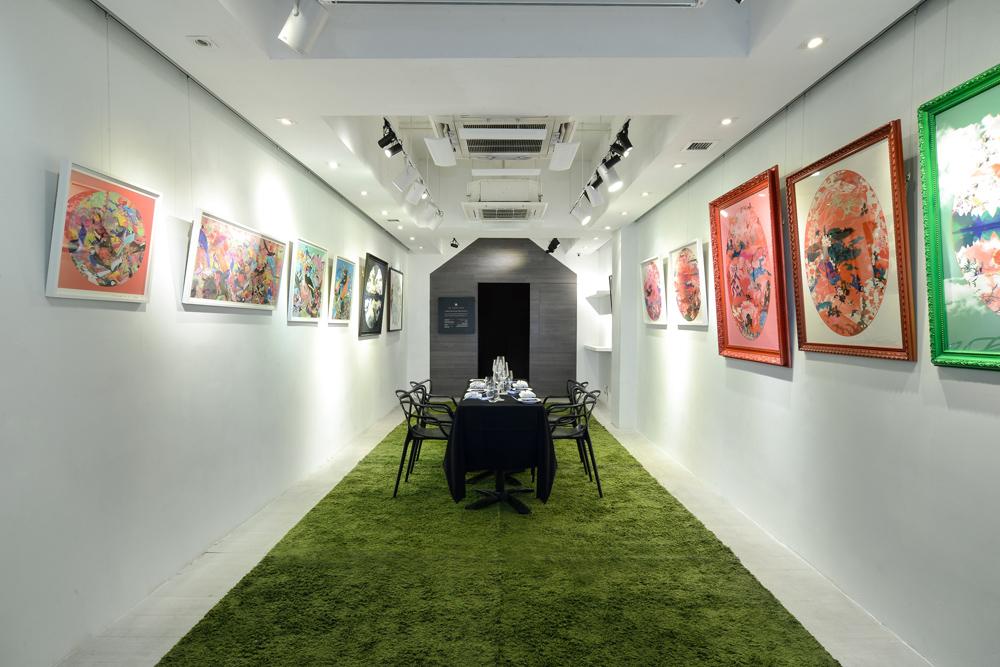 The Popsy Room x Guang Yu Zhang Interior