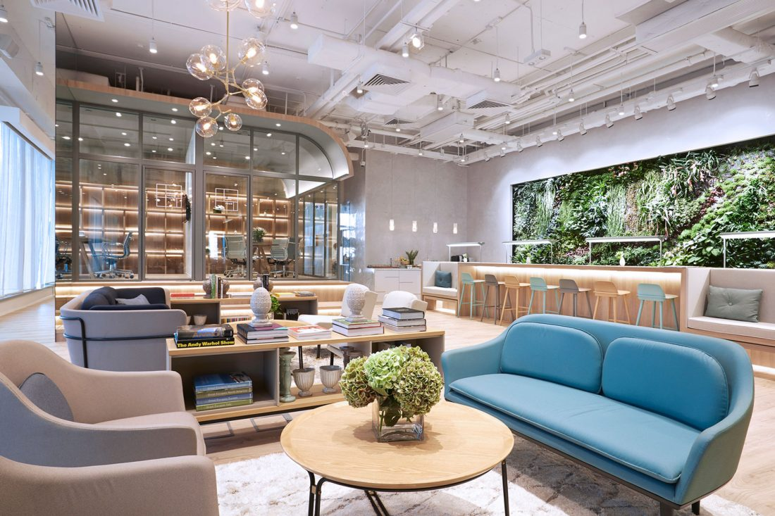 Top 7 Coworking Spaces in Hong Kong | andcards