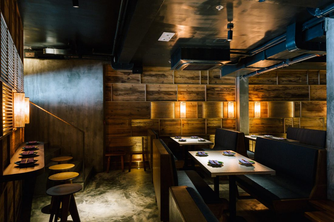 Hong Kong's trendiest new izakaya Fukuro is inspired by Tokyo's night owls