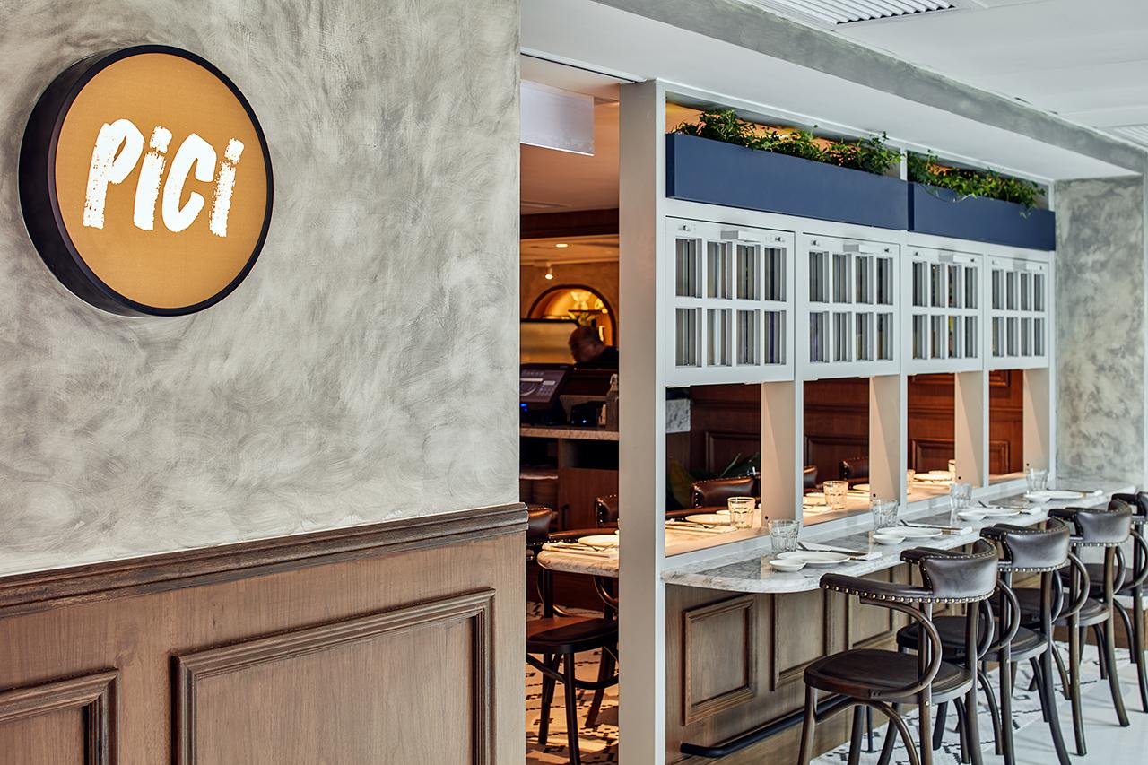 Pici's fourth location in Sha Tin, following branches in Wan Chai, Central and Tsim Sha Tsui. (Photo: Courtesy of Pici)