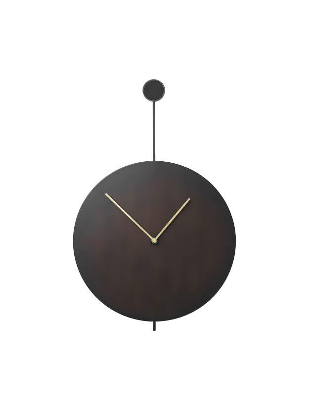 Trace wall clock from Ferm Living