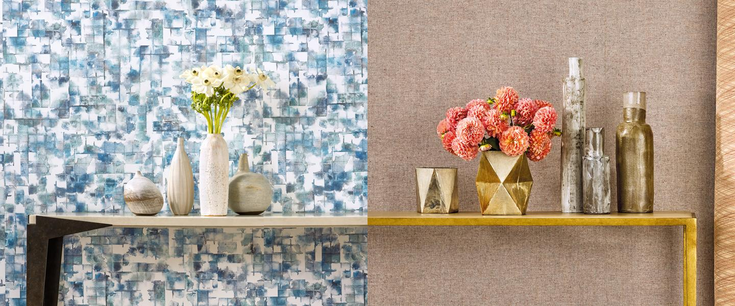 How To Use Textures and Patterns For Small and Large Spaces