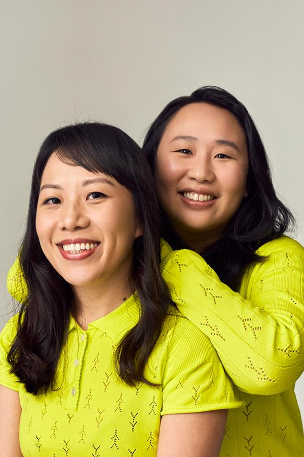 The duo founders of YanYan, Suzzie Chung and Phyllis Chan. (Photo: Courtesy of YanYan)