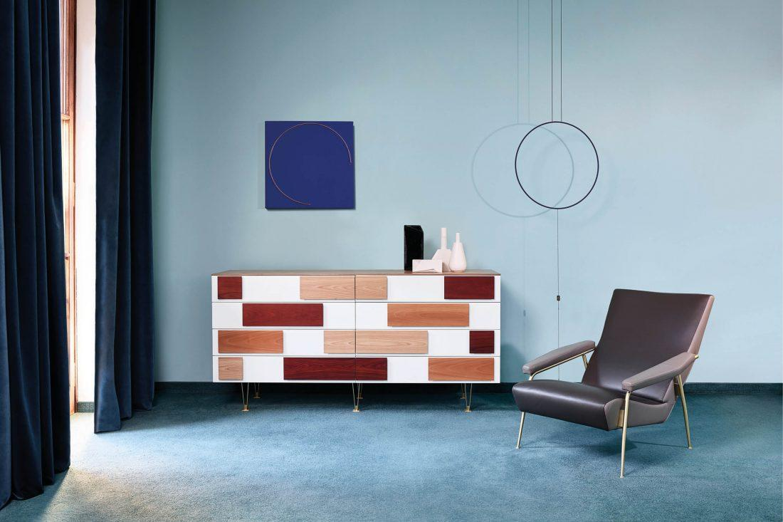 A Perfect Match: Vincent Van Duysen and Molteni&C | Dada