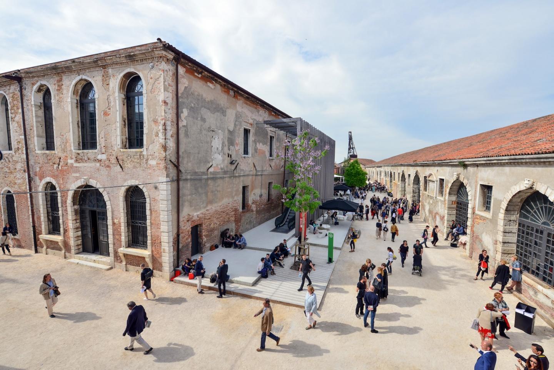 The Arsenale. Photo by Andrea Avezzù, courtesy of La Biennale di Venezia