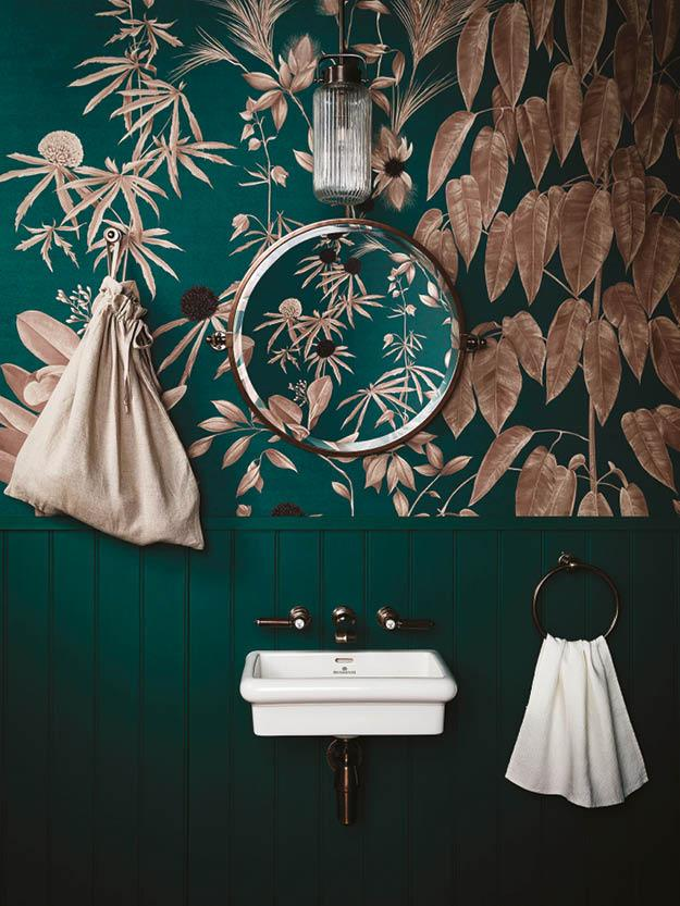 Garden of Serica for Drummonds Bathrooms (Photography by Damien Russell)