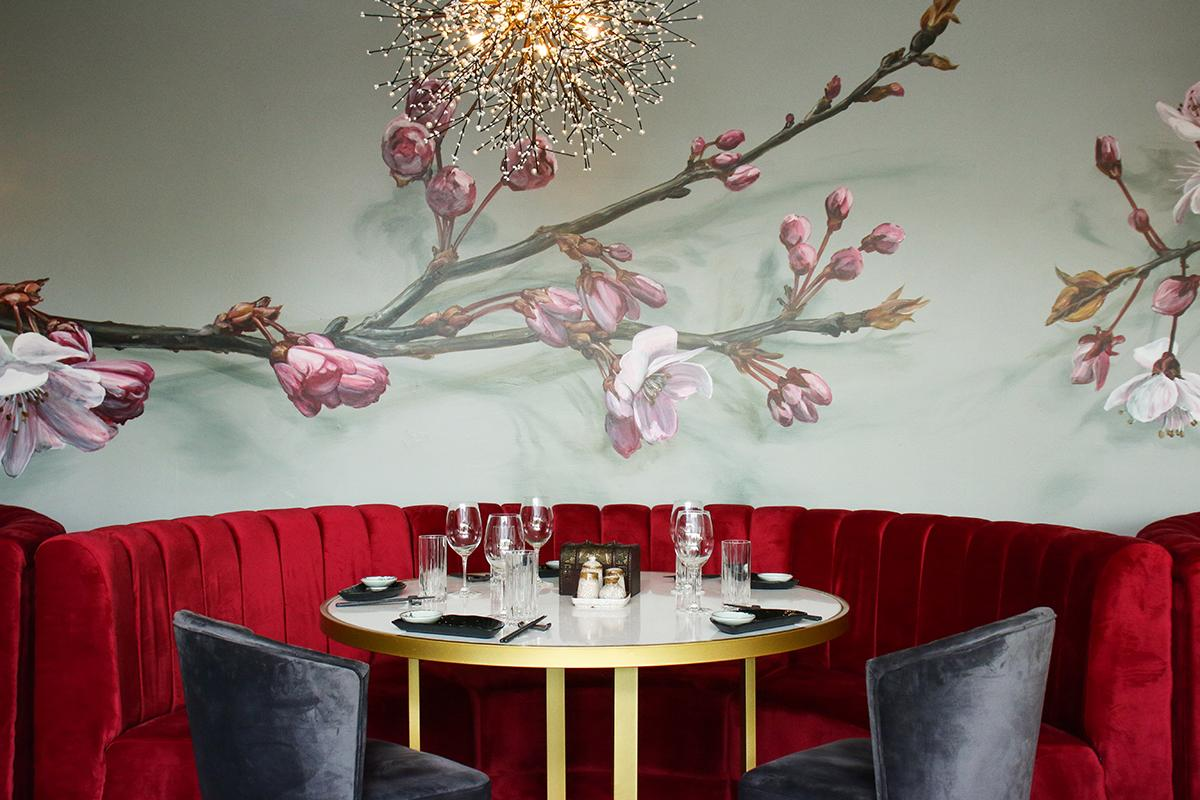 In Vancouver, A Restaurant With Instagrammable Murals   Home