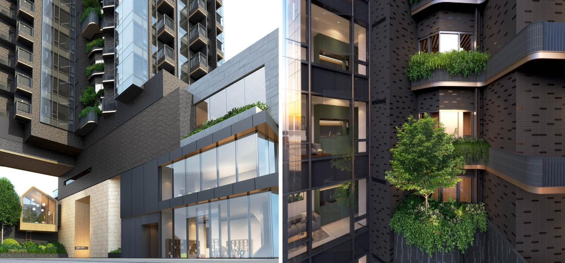 7 Recently Launched Luxury Residential Develops in Hong Kong that We Love