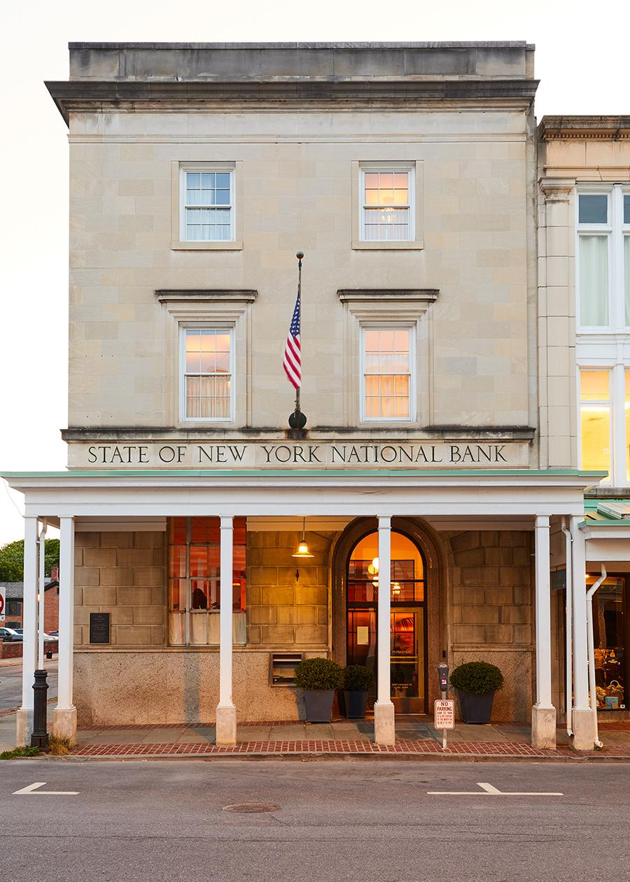 This New Hotel in Hudson Valley Occupies Four Historic