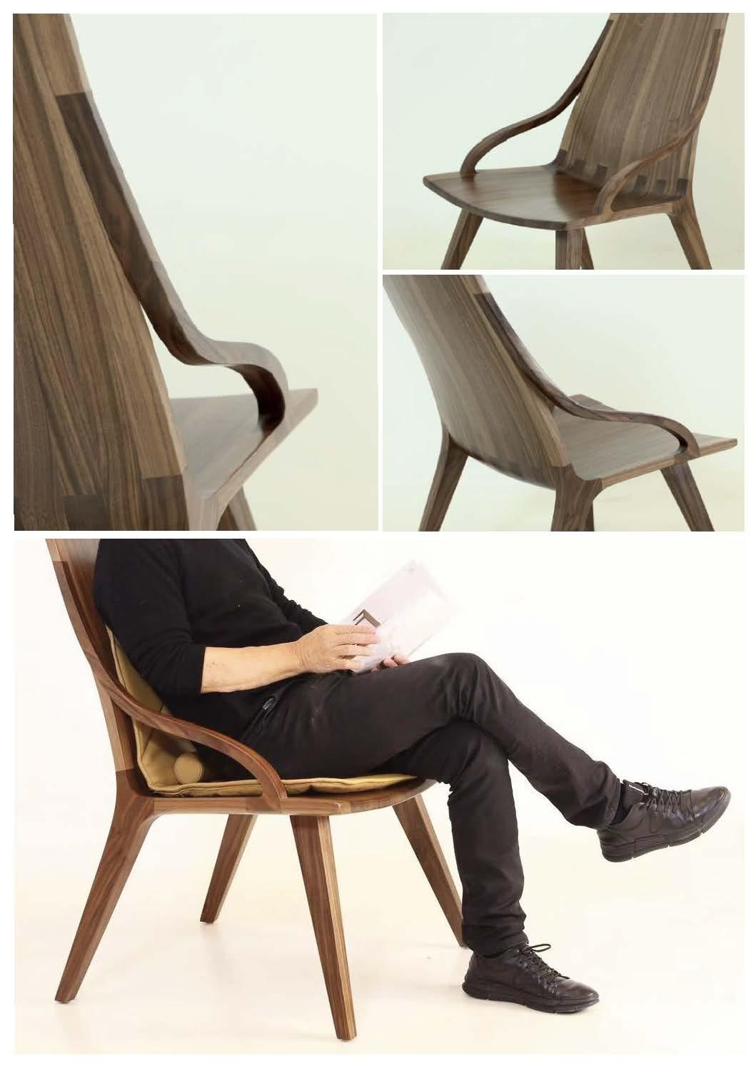 「Reading Lounge Chair」 (Tin Lau、 Mic Leong、Aron Tsang)