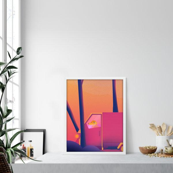 Look and Shop for Art This Weekend on New Digital Platform VZOW