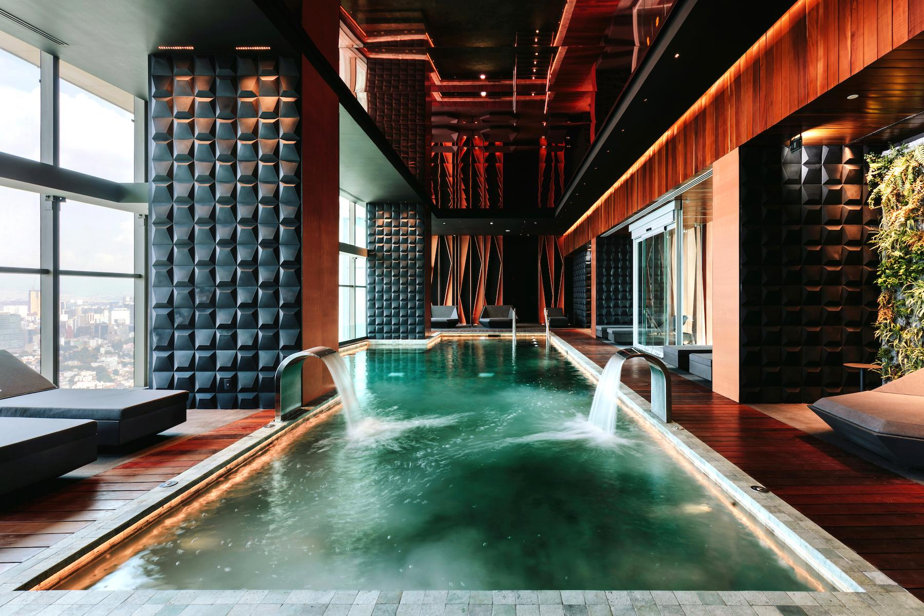 Two Architectural Masters Converge in Mexico City's Newest Luxury Hotel