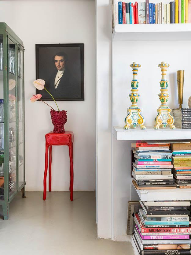 Inside Fashion Designer and Floral Artist Dylan Tripp's Picturesque Home in Rome