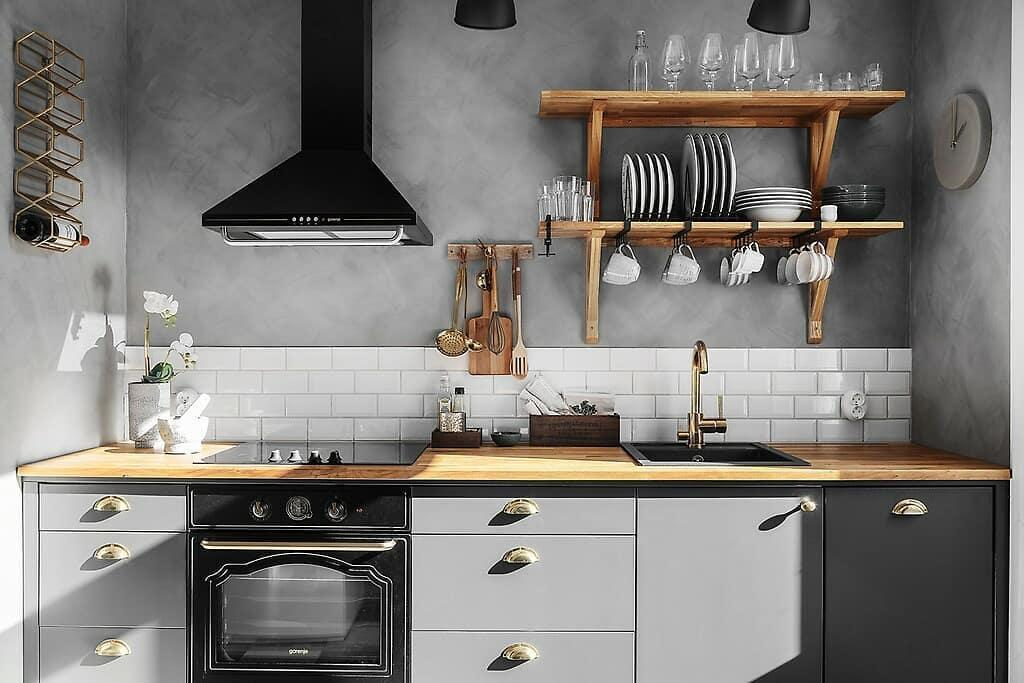 3 Ways To Maximise A Small Kitchen Home Journal