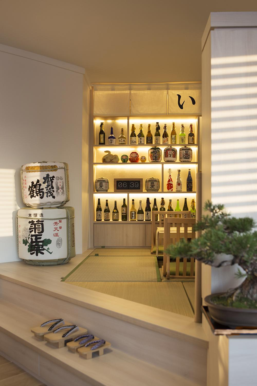 Kanpai Step Inside This Singapore Flat Designed After A Japanese Izakaya And Ryokan Home Journal
