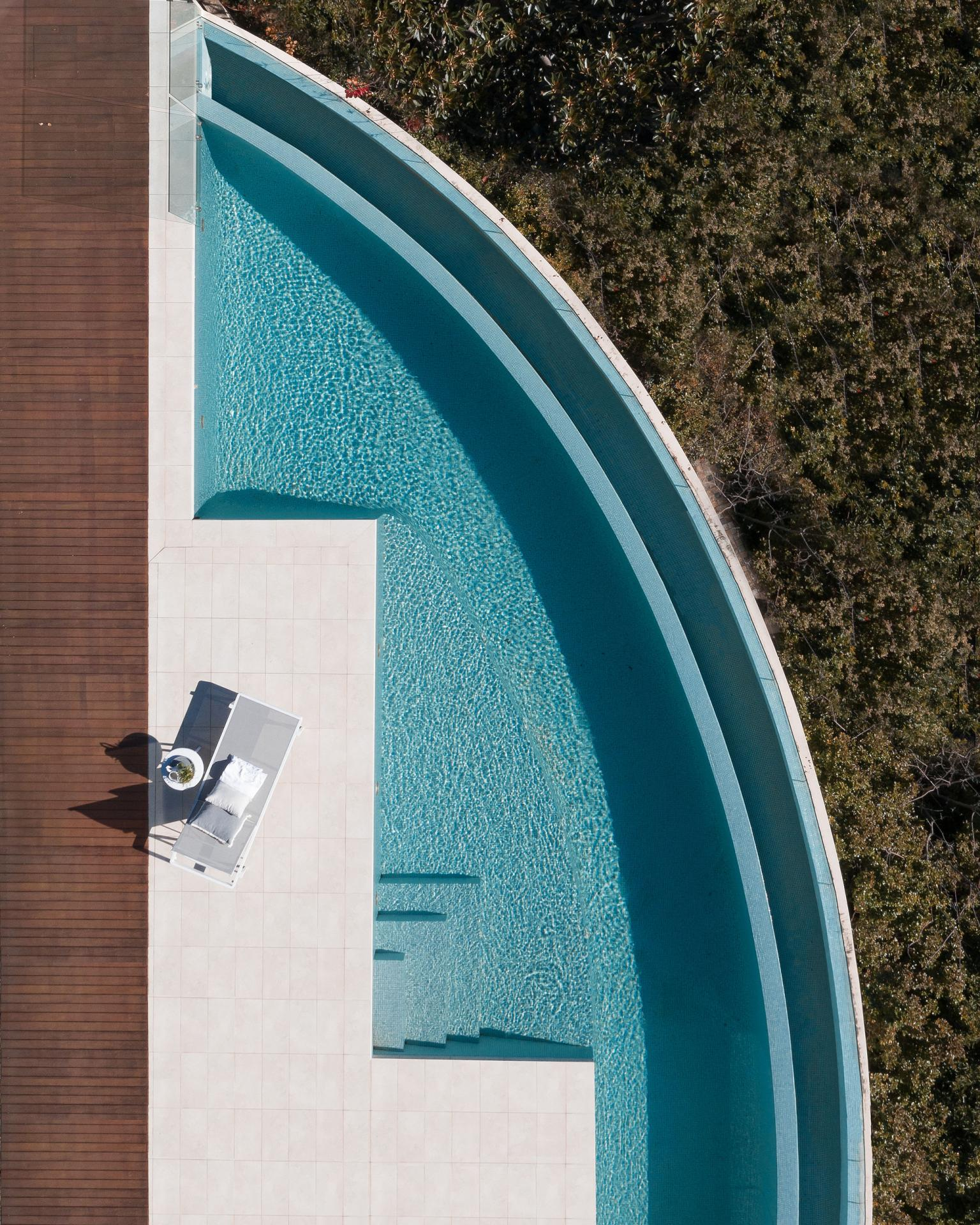 A private pool in Sydney