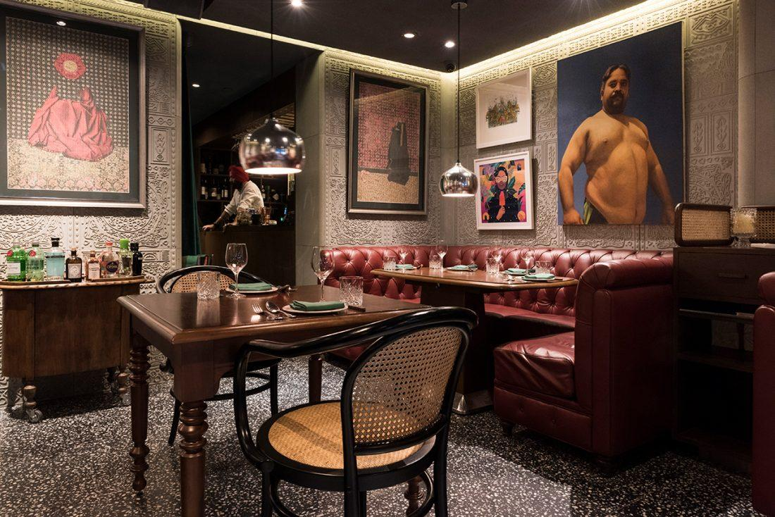 Black Sheep Restaurants' Syed Asim Hussain on Art – and His One Tip for Collecting It