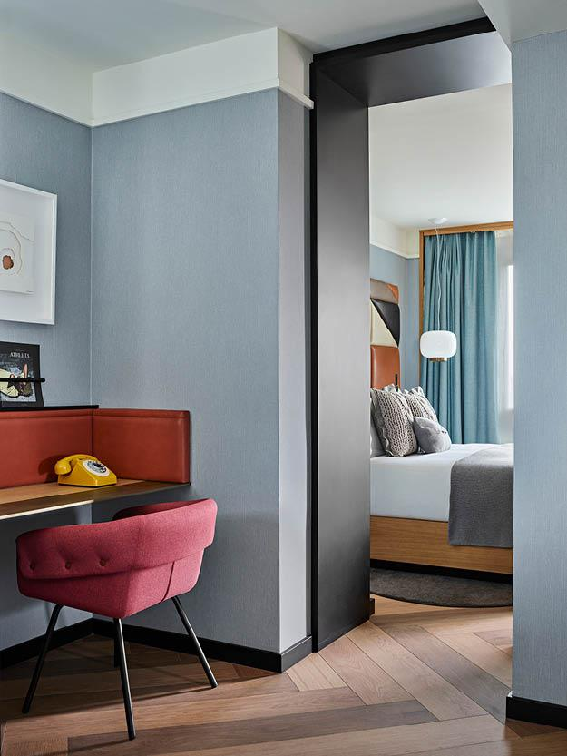 A New Hotel Tells the Tale of Barcelona's Past with a Contemporary Voice