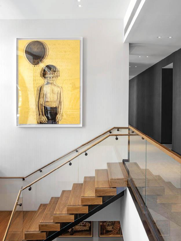 Wondrous Art Abounds in Jay-Z's New York Roc Nation Headquarters