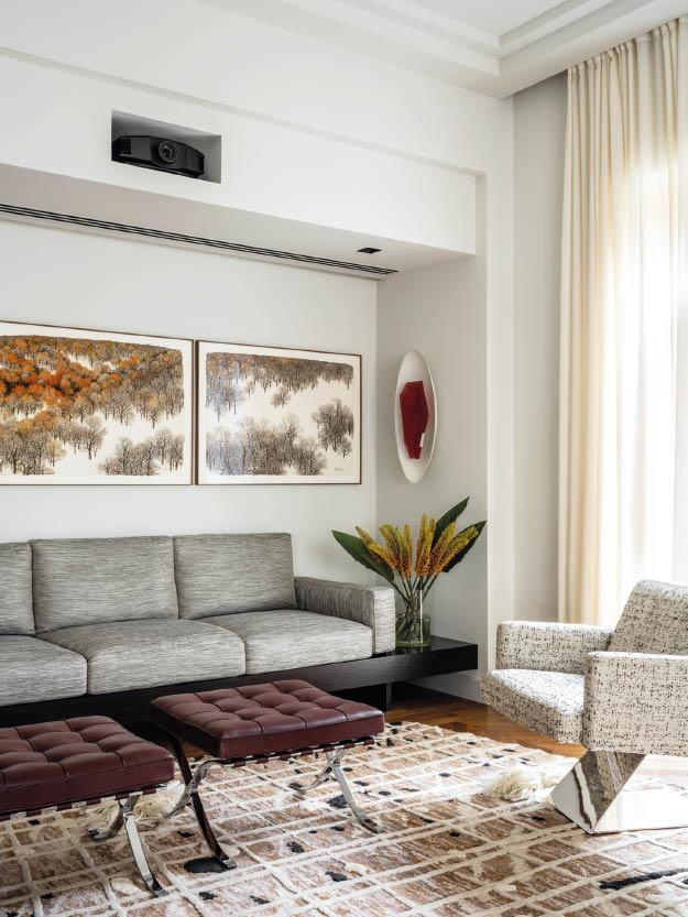 This Dramatic Family Apartment is a Designer's Labour of Love